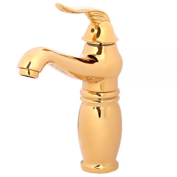 شیر روشویی سورنا طلایی