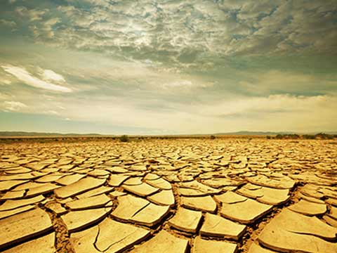 کمبود آب